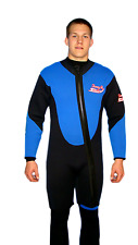 Wetsuit 7 MM Farmer John up to 6X- 2 Piece Suit Stretch Gold Series 6900XS