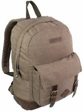 28l HEAVY DUTY CANVAS DAYSACK BACKPACK for army military BRUNTSFIELD
