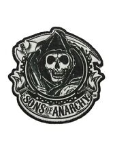 Sons of Anarchy Reaper Black SoA Patch