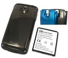 Mugen Power Extended Life Battery 5500mAh&Door For Samsung Galaxy S4 Active AT&T