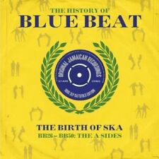 HISTORY OF BLUE BEAT - THE BIRTH OF SKA Various Artists DOUBLE LP VINYL 25