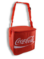 Red Coca-Cola 12-Pack Insulated Cooler Tote Bag