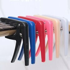 Clip-on Ukulele Guitar Capo Clip Phone Stand Holder 2-In-1