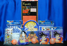 DragonBall Z Party Set # 10 DragonBall Z Party Supplies Choose A DBZ Figure