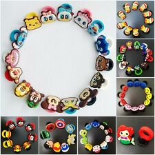 Wholesale Mixed Cartoon Rings Child/Kids Rings PVC Rings Toys Rings Party Gifts