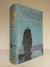 John Arthur Barry - Sea Yarns - 1st Edition - Chambers - 1910 (ID:608)