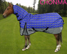 CHONMA    2520D 260G Winter Waterproof Turnout Horse Rug Combo--A18