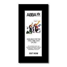 ABBA - The Movie Matted Mini Poster - 10x28.5cm