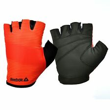Reebok Mens Training Exercise Fitness Workout Breathable & Comfortable Gloves