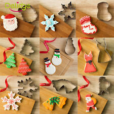 Aluminum Baking Sugar Cake Cookie Cutter Decoration Mould Mold DIY Kitchen Tool