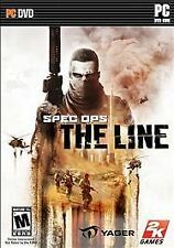 Spec Ops: The Line -- Premium Edition (PC, 2012) Brand New