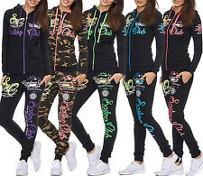 Ladies Sailining Neon Colors Jogging Suit Running Jacket Trousers Trackies