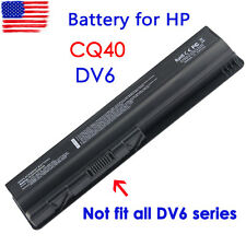 Battery/Charger for HP Compaq Presario CQ40 CQ45 CQ70 G50 G60 CQ60 DV4 DV5 DV6