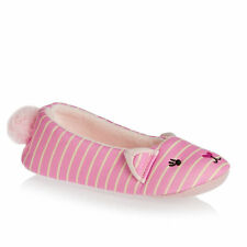Joules Slippers - Joules Dreama Girls Character Slippers  - Mouse