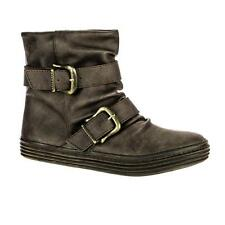 Blowfish Octave Texas Womens Biker Boots WAS 49.99 NOW 23.49