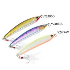 8.5cm 14g Sinking Pencil Lure Hard Bait Artificial Fishing Lure Treble Hook A6H0