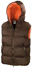 Result Urban Outdoor-Mens Jackets-Dax down feel gilet