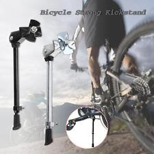 Bike Bicycle Cycle MTB Kick Stand Brace Kickstand with Rubber Foot R1U6