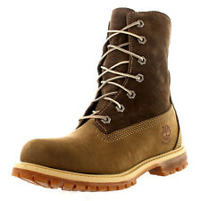 Womens Timberland Authentic Teddy Fleece Fold Down Waterproof Ankle Boot US 5-11