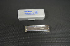 Harmonica diatonic Hohner Special 20 tones major / all major keys