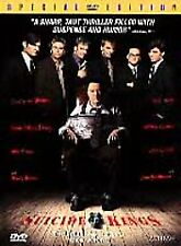 Suicide Kings (DVD, 2001, Special Edition) Christopher Walken WORLD SHIP AVAIL!