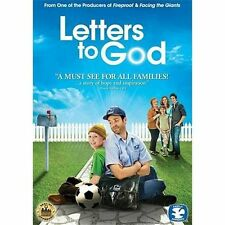Letters to God (DVD, 2010)