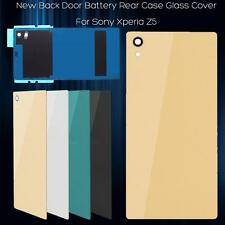 Hot Back Door Battery Rear Housing Cover Glass Case For Sony Xperia Series