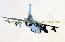 British Royal Air Force GR4 Tornado Color Photo Military RAF Reserve Squadron