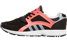 Adidas Originals Womens Trainers, Shoes, Racer Lite Black / White UK 5 to 7.5