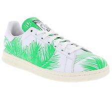 NEW adidas Originals PW Stan Smith BBC Palm Shoes Men's Sneakers Trainers White