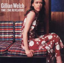 Gillian Welch - Time (The Revelator) CD Rykodisc NEW
