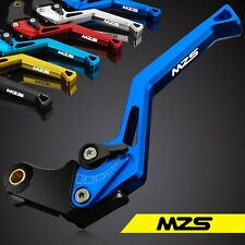 MZS Brake Clutch Levers  CNC For Triumph Daytona 600/650 04-05 Sprint GT 10-12