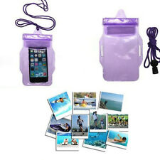 Waterproof Bag Underwater Pouch Dry Case Cover For iPhone Cell Phone Samsung HU
