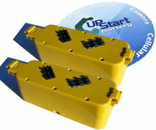2x Series Battery for iRobot Roomba Discovery, Roomba 4100, 4160, 4270, 410 4125