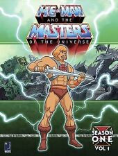 He-Man and the Masters of the Universe - Season 1: Volume 1 (DVD, 2005, 6-Disc S