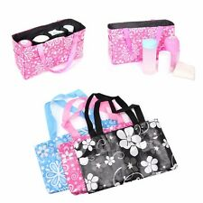 Mother Bag Organizer Baby Diaper Bottle Travel Mummy Nappy Storage Toy package