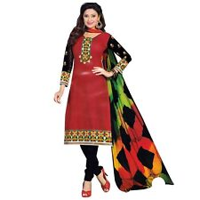 Ready To Wear Salwar Kameez Cotton Traditional Embroidered Indian-Navrang-07