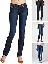 New Lucky Brand Womens Low Rise Charlie Slim Skinny Blue Denim Jeans All Sizes