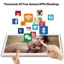 10.1 inch HD Dual SIM Camera 3G Octa Core Tablet PC Android 4.4 2G+16G Bluetooth