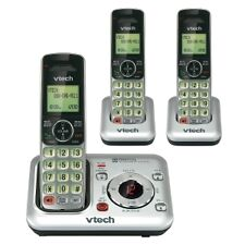 VTech CS6429-3 DECT 6.0 Expandable Cordless Phone Answering System 3 Handsets -A