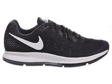 NEW WOMENS NIKE AIR ZOOM PEGASUS 33 RUNNING SHOES TRAINERS BLACK / ANTHRACITE
