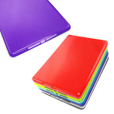 TPU Silicone Cell  Case Soft Color Crystal Skin Cover for Apple iPad Air Lot