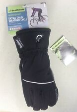 Sealskinz Extra Cold Weather Waterproof and Breathable Cycle Glove Black