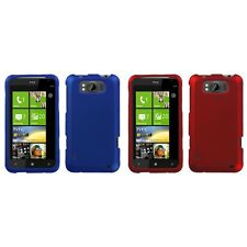 For HTC Titan X310a Snap-On Hard Case Phone Skin Cover Accessory