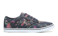 VANS WOMENS ATWOOD LOW SNEAKER GREY MULTI SHOES **FREE POST AUSTRALIA