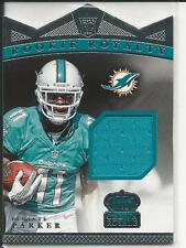 2015 Crown Royale DeVante Parker /499 SP Jersey Rookie Royalty MAKE AN OFFER!!!
