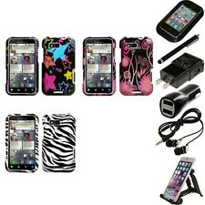 For Motorola Defy MB525 Design Snap-On Hard Case Phone Cover Accessories