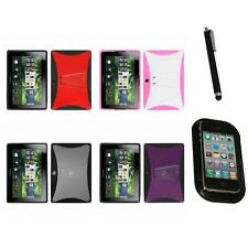 For BlackBerry Playbook TPU Hard Case Skin Phone Cover Mount+Pen