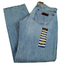 Mens Wrangler Retro Slim Boot Cut Premium Patch 77MWZBF Jeans Size 40 x 32