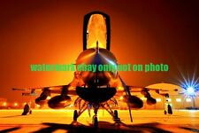 F-16 Fighting Falcon 115th Fighter Wing Color Photo Military  USAF F 16
